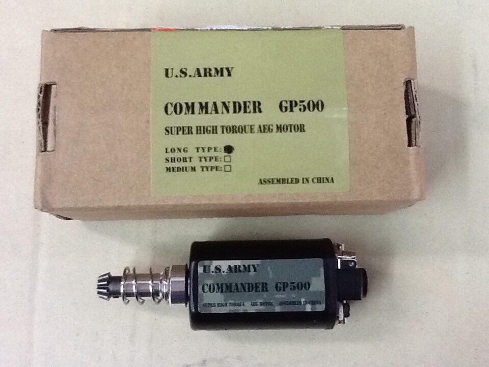 มอเตอร์ GP500 U.A. ARMY COMMANDER