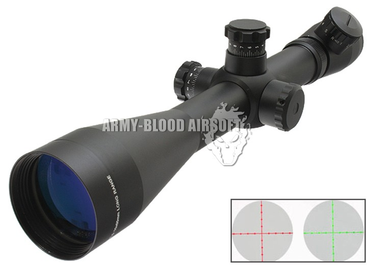 Leupold Mark4 M1 3.5-10×50E Style Red Green Illuminated Rifle Scope