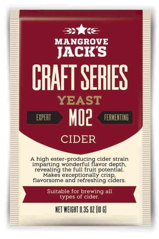 Cider M02 10g.x12 packs