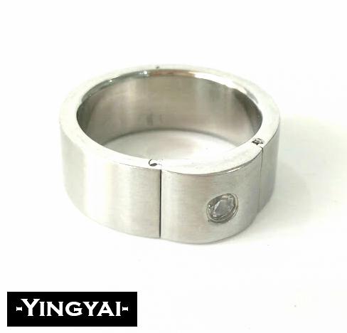 แหวนสแตนเลสแท้ 002