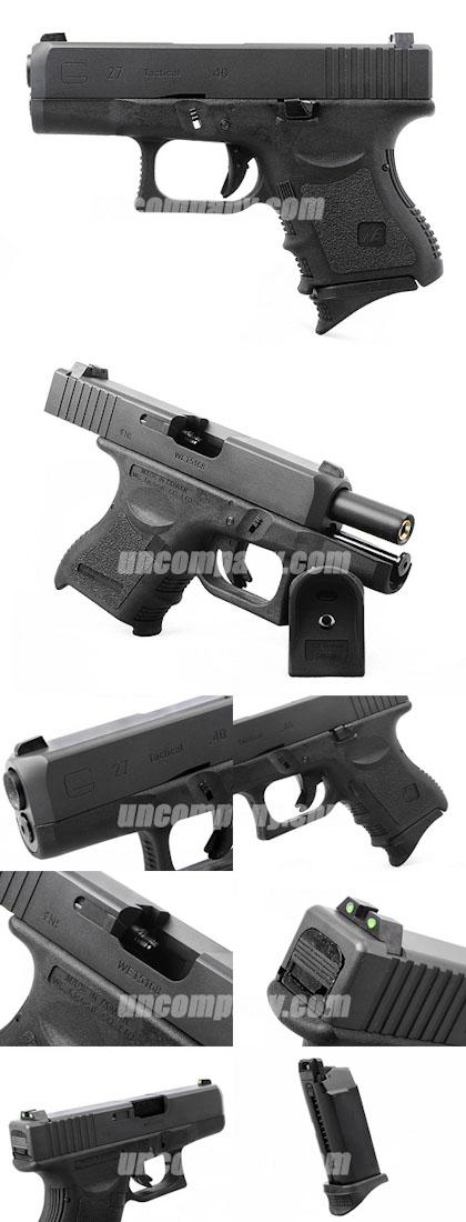 WE G27 Glock 27 Gen3 (สีดำ)
