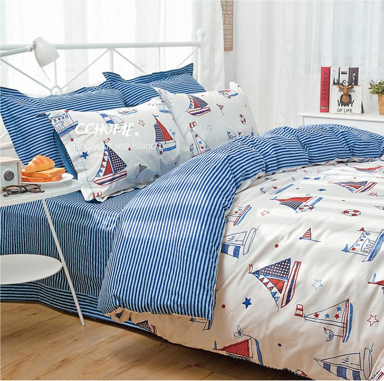Pre-order ผ้าปูที่นอนสีเรียบ
