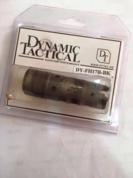 New.Dytac Lantac Dragon Flash Hider M4 Cmmg.22 ราคาพิเศษ