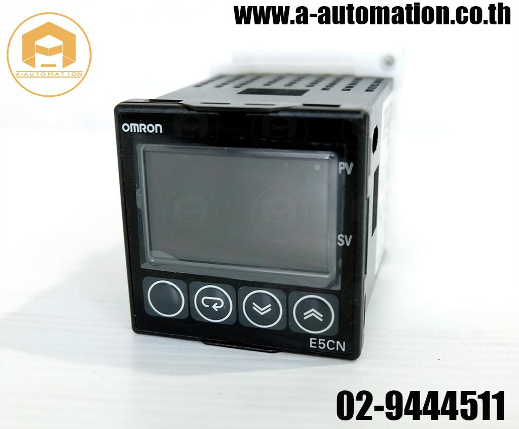 ขาย Temperature Omron Model:E5CN-RQ2HHT (สินค้าใหม่)