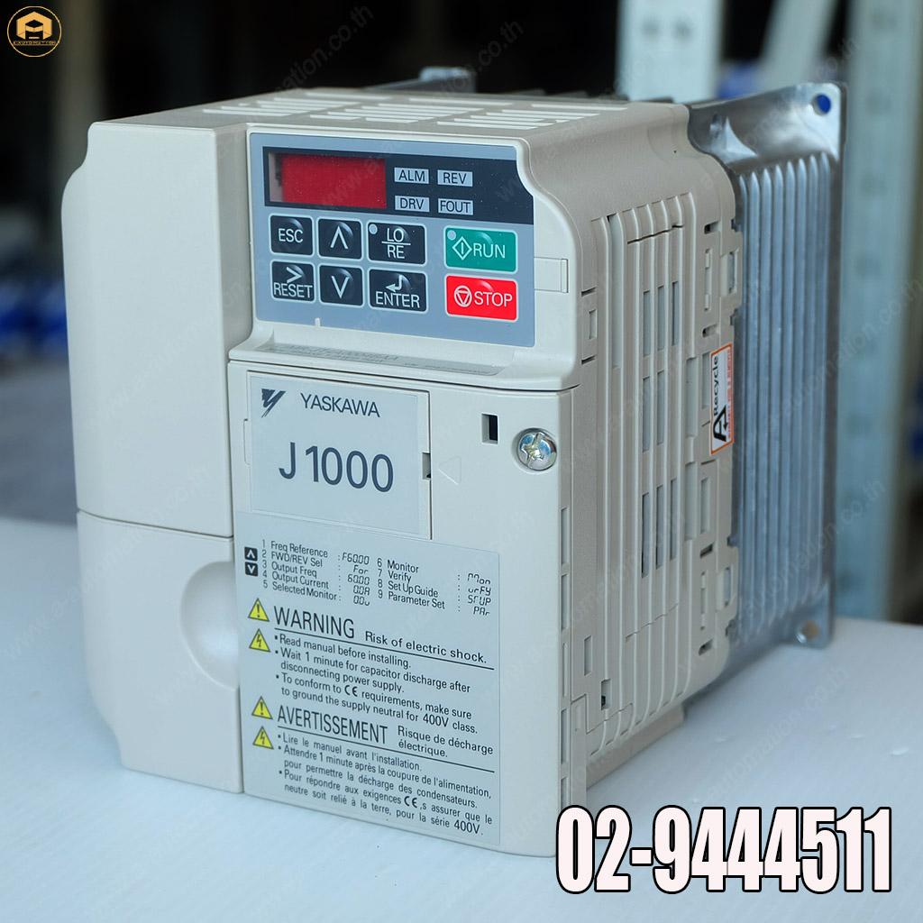 ขาย Inverter Yaskawa รุ่น CIMR-JT4A0004BAA(สินค้าใหม่)