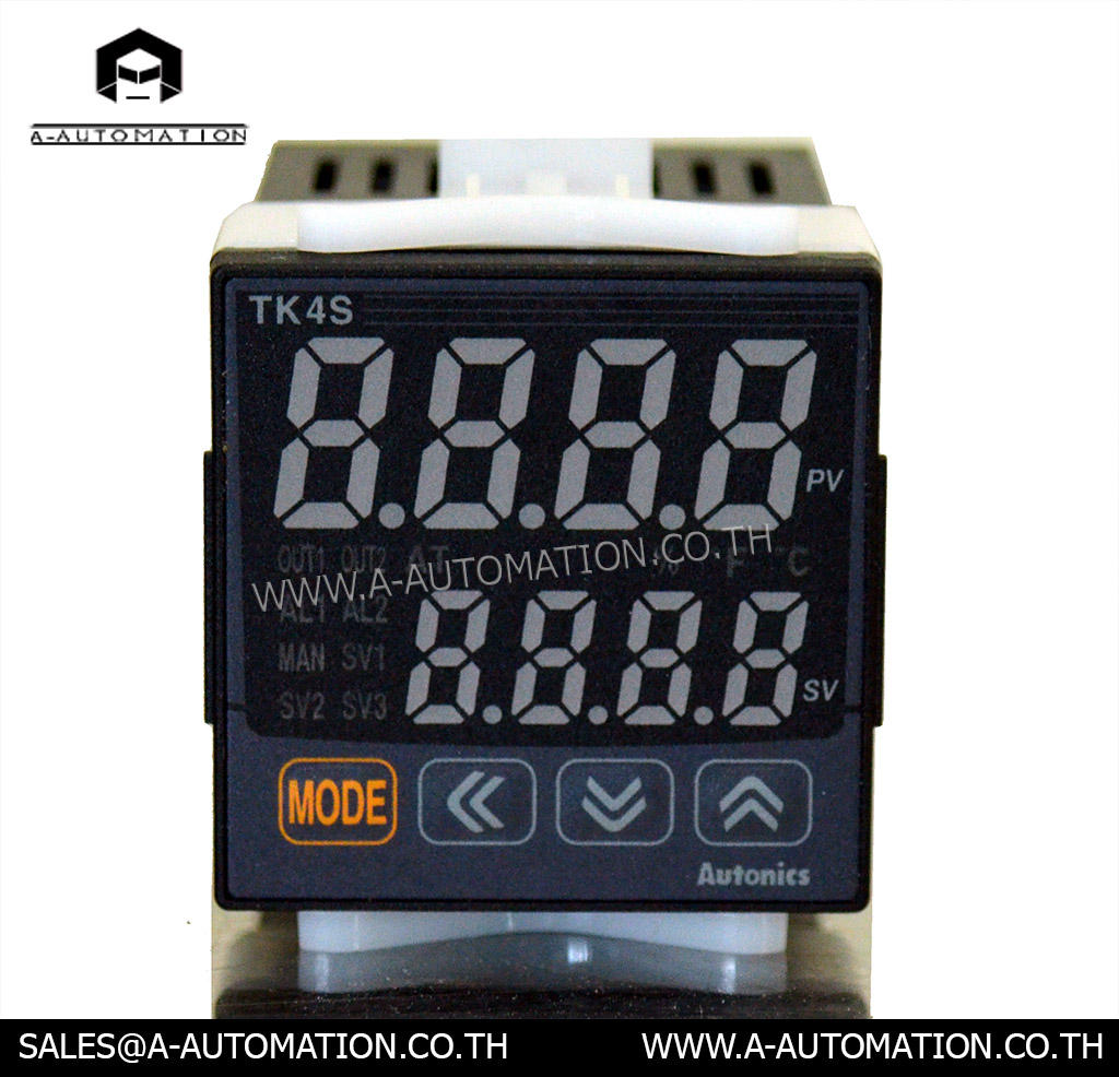 Temperature Autonics Model:TK4SP-14RN