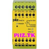 PilZ 774438 P2HZ X1 230VAC 3n/o 1n/c LiNE iD : PILZ.TK