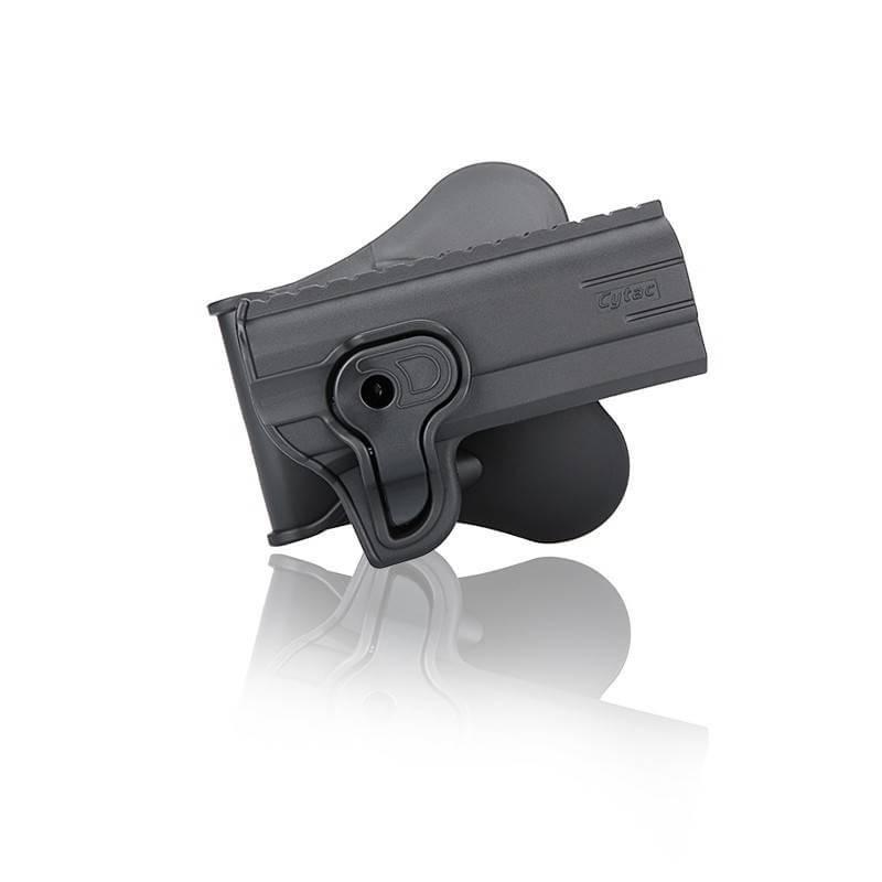 ซองปืน รุ่นR-Defender จากค่าย Cytac ของปืน 1911 ปืนรุ่นที่ใส่ได้ Colt 1911 4'' ใน1ชุด มีซองปืน