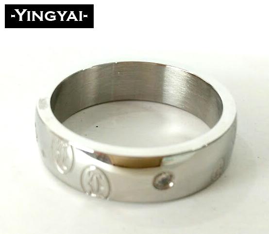 แหวนสแตนเลสแท้ 003