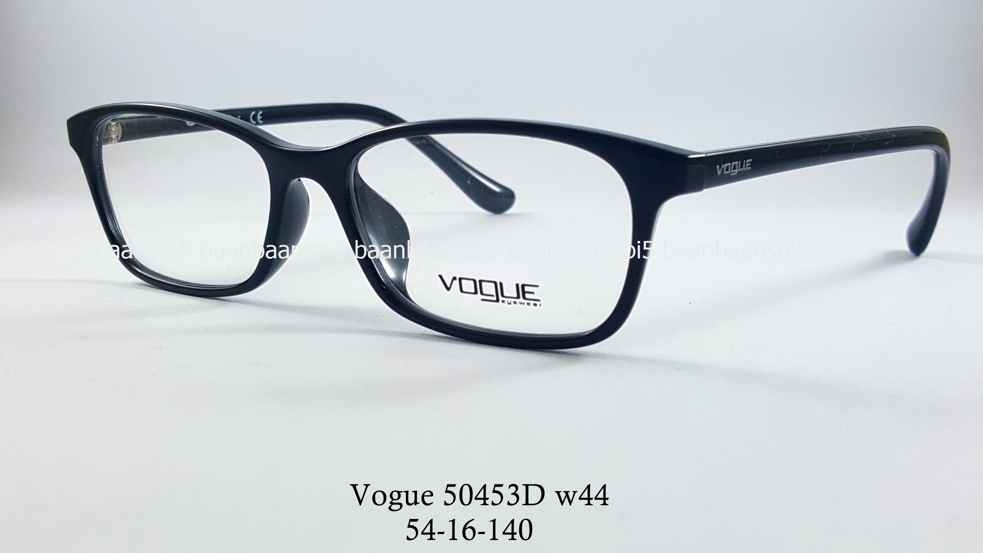 Vogue vo 5053F w44 โปรโมชั่น กรอบแว่นตาพร้อมเลนส์ HOYA ราคา 2,900 บาท
