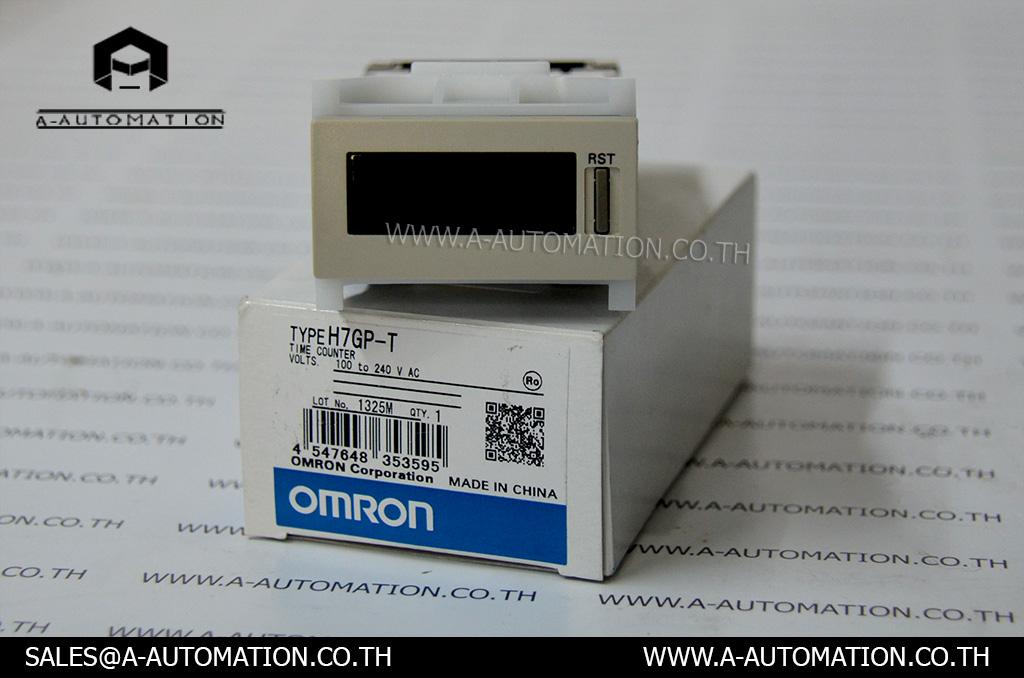 Counter Omron Model:H7GP-T