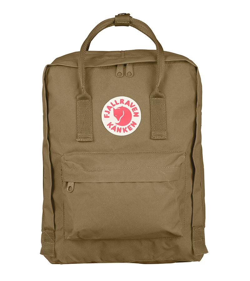 กระเป๋าเป้ Fjallraven Kanken Classic สี Sand (Tan) พร้อมส่ง