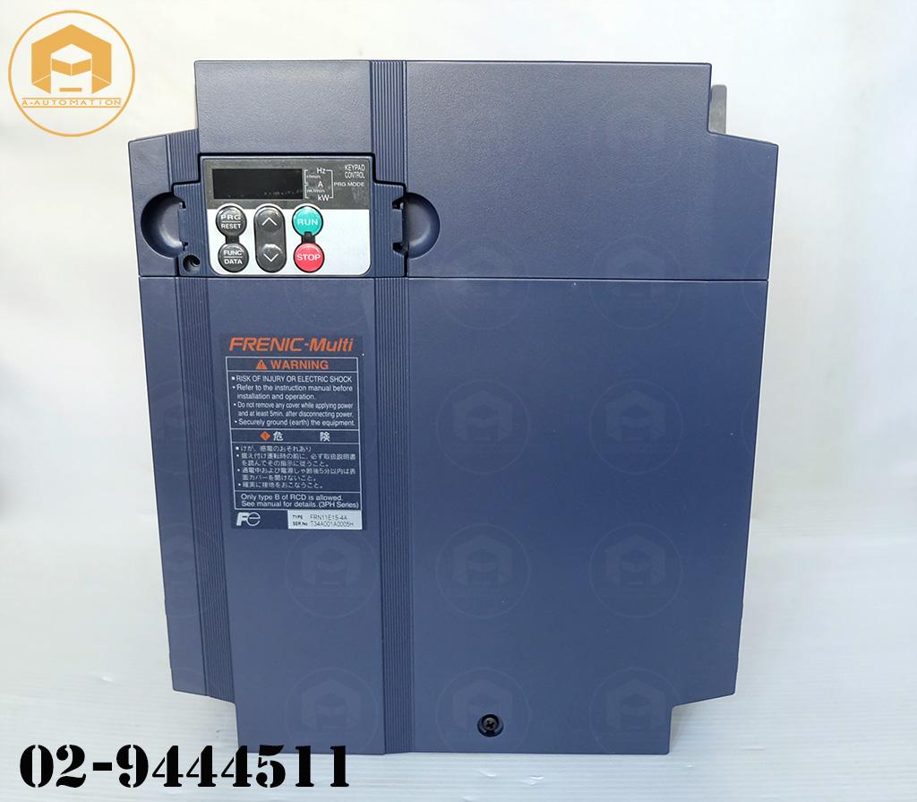 ขาย Inverter Fuji Model:FRN11E1S-4A (สินค้าใหม่)
