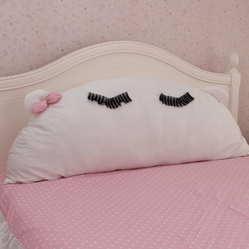 Pre-Order หมอนหัวเตียงน่ารัก มี 2 สี เลือกสีด้านในค่ะ