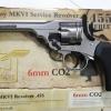 "New.ลูกโม่ Webley 6"" ยิงลูก 6 มิล ระบบ CO2. ราคาพิเศษ"