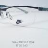NIKE BRAND ORIGINALแท้ 7903AF 034 กรอบแว่นตาพร้อมเลนส์ มัลติโค๊ตHOYA ป้องกันรังสีคอม 4,200 บาท