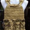 New.สินค้ามาใหม่เสื้อเกราะมี 3สี ดำ เขียว ทราย ผ้า CORDURA แท้ ราคาพิเศษ