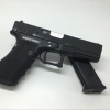 New.T Storm airsoft arsenal G17 GBB Special Ver ( Silver Slide ) ราคาพิเศษ