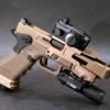 New.ราง ALG Defense สำหรับปืนสั้น GLOCK 17 / 18C ราคาพิเศษ