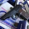 "New Baikal 'Makarov' MP-654K CO2 Pistol "" Made in Russia "" ราคาพิเศษ"