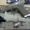 New.WE Glock17 T3 Gen4 สไลด์ทราย เฟรมทราย ท่อทอง ราคาพิเศษ