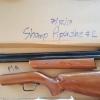 New.ปืนอัดลมปั๊มอินโดSharpApache เบอร์ 2 ✔หม้อลมโต ✔โยกปั๊ม 3-5 ครั้ง แรง ~600Fps. ✔ระยะหวังผล 25-35m. ไกล 50+m. ราคาพิเศษ