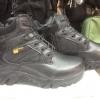 New.รองเท้า ข้อสั้น DELTA TACTICAL BOOTS ผ้า CORDORA สีดำ ราคาพิเศษ