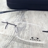 OAKLEY OX5126-01 Gauge 3.1Matte Black โปรโมชั่น กรอบแว่นตาพร้อมเลนส์ HOYA 1.60 ราคา 7,350 บาท