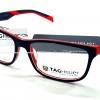 TAG HEUER TH 553 001 Eyeglasses Authentic โปรโมชั่น กรอบแว่นตาพร้อมเลนส์ HOYA ราคา 6,200 บาท