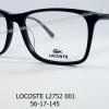 LACOSTE L2752 001 โปรโมชั่น กรอบแว่นตาพร้อมเลนส์ HOYA ราคา 4,900 บาท