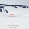 NIKE BRAND ORIGINALแท้ 7070/3 010 กรอบแว่นตาพร้อมเลนส์ มัลติโค๊ตHOYA ป้องกันรังสีคอม 4,200 บาท