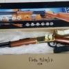 New.ปืนยาวอัดแก๊สWalther LeverAction .177cal. Co2 Rifle เบอร์ 1 ✔โม่ 8rdx2 ✔บอดี้ไม้จริง ✔ลำกล้องเหล็ก ✔ใช้แก๊ส Co2 88g ราคาพิเศษ