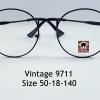 Vintageโปรโมชั่น กรอบแว่นตาพร้อมเลนส์ HOYA ราคา 790 บาท