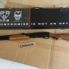 New.APS Metal w/ Wood Stock 870M CO2 Shell Eject Shotgun [APS-CAM870M]