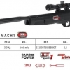 ปืนยาวอัดลม Gamo Black Bull IGT Match1 cal.5.5mm. Air Rifle#2 ✔ระบบโช็คแก๊ส ✔ระยะหวังผล 25-45m. ✔พร้อมกล้อง Gamo 4x32 ✔สำหรับฝึกซ้อมยิงกระป๋องที่บ้านและในสวนเท่านั้น และหมูป่า