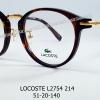 LACOSTE L2754 214 โปรโมชั่น กรอบแว่นตาพร้อมเลนส์ HOYA ราคา 4,900 บาท