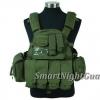 Navy Seals Tactical Molle LBT 6094 สีเขียว