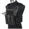TMC Skirmich N Jump Plate Carrier Vest (Black)