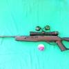 New.F4 NP Nitro Air Rifle เบอร์ 1 แรง 1,200 f ✔พร้อมScope 3×42 ✔ระบบโช๊คแก๊สNitroหักลำก ราคาพิเศษ