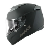 SHARK SPEED-R 2 DUAL BLACK Black BLK/HE4735