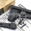 MAGPUL ACS-L Carbine Stock with Enhanced Rubber Butt-Pad, 0.70 & 5.56 NATO (.223) Dummy Rounds (BK)