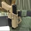 New.สินค้ามาใหม่ ซองปืนสั้น GLOCK ARMY FORCE Tactical Movable Holster for Marui/WE Glock Pistol for G17/G18/G19 Pistol สีดำ / สีทราย ราคาพิเศษ