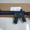 New.ปืนยาวไฟฟ้า (ตระกูลM4) JR Custom Gen.2 เวอร์ชั่น JR Custom เจนทูหรือเจนสองคือ ปืนที่ทำการอัพเกรดอุปกรณ์ภายในมาจากโรงงาน อุปกรณ์ที่ทางโรงงานอัพเกรดมาได้แก่ -ลูกสูบฟันเหล็กจากโรงงาน เหนียว ทน -บูทแบริ่ง8มม อย่างดี จากโรงงาน ทน แน่นอ E&C 103 ราคาพิเศษ