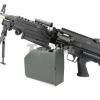 New.A&K FN M249 PARA Extendable Stock SAW Light Machine Gun AEG [A&K-AEG-M249PARA] ราคาพิเศษ