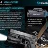 New.Olight PL1 II Valkyrie 450 lumen LED weapon mounted light with 2 X Olight CR123 รุ่น : PL-1 Valkyrie รุ่นล่าสุด V.2 ครับ ชนิดหลอด: Cree XP-L CW อายุหลอด: 5 หมื่นชั่วโมง ให้ความสว่าง (แสงขาว) : 450 ลูเมนส์ / 50 นาที (ทดสอบด้วยแบต CR123 3.0V 1500mA) ให้