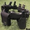 New.SAFARILAND 579 Pro-Fit Holster !!! ซองปืนที่ใช้ได้กับปืนมากกว่า 200 รุ่น !!! คุณสมบัติ - ใช้ได้กับปืนมากกว่า 200 รุ่น !!! - มีระบบ Grip Lock System ป้องกันการแย่งปืน - ปรับองศาการ Grip ปืนได้ - วัสดุเป็นไนล่อน ลดการเกินรอย Compatible for Glock 17L, 34