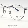 Rayban RX 3447 2620 โปรโมชั่น กรอบแว่นตาพร้อมเลนส์ HOYA ราคา 4,300 บาท