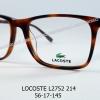 LACOSTE L2752 214 โปรโมชั่น กรอบแว่นตาพร้อมเลนส์ HOYA ราคา 4,900 บาท