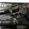 "New.ASG Dan Wesson 715 4"" Co2. สีดำ ราคาพิเศษ"