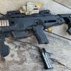 New.CAA Beretta PX4 / PX4 Compact Storm RONI Carbine Conversation Kit for WE PX4 (BK) ราคาพิเศษ